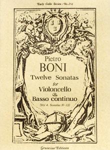 12 Sonatas, Vol. 4