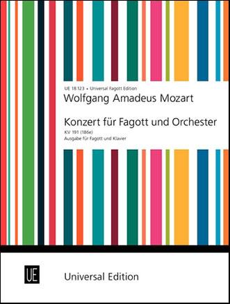 Bassoon Concerto, K. 191