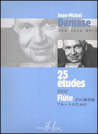 25 Etudes-Flute