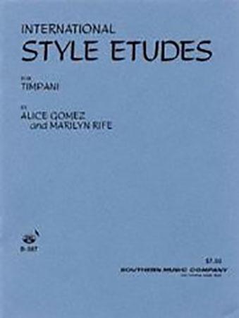 International Style Etudes No. 1