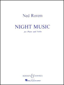 Night Music for Piano and Violin