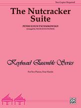 Nutcracker Suite-2 Piano/4hands