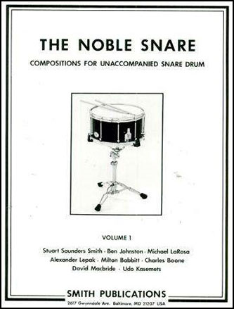 Noble Snare Volume 1