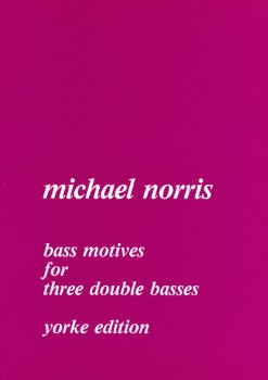 Bass Motives for Three Double Basse