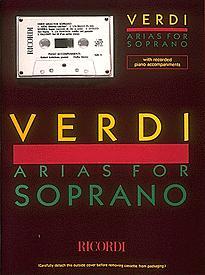 Arias for Soprano-Sc/Cass