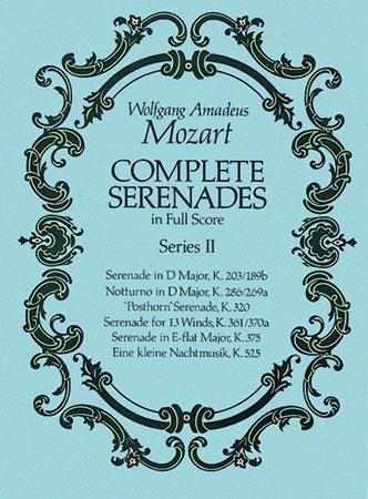 Complete Serenades, Series No. 2