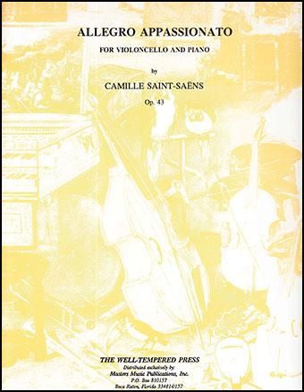 Allegro Appassionato for Cello and Piano, Op. 43