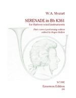 Serenade in B Flat K. 361