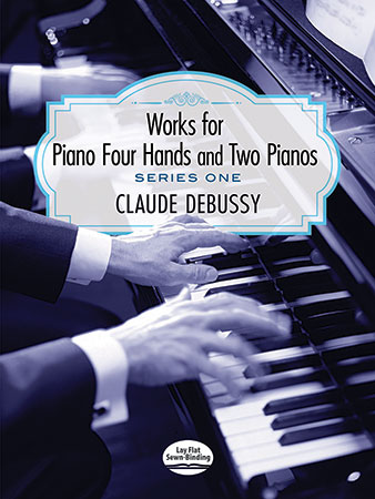 Works for Piano Four Hands and Two Pianos, Series 1