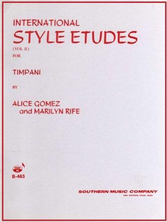 International Style Etudes No. 2