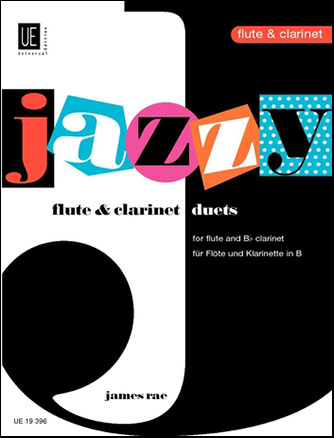 Jazzy Duets for Flute and Cl