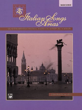 26 Italian Songs and Arias Thumbnail