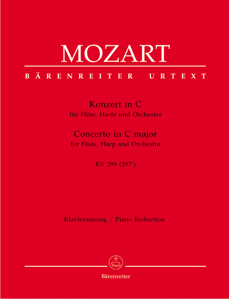 Concerto for Flute and Harp K. 299