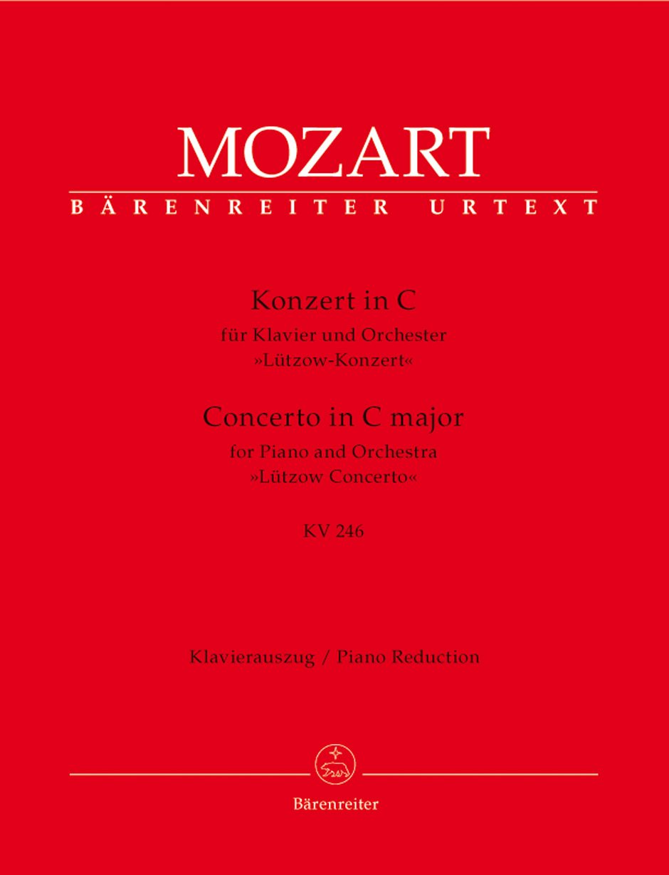 Concerto No. 8 in C Major, K. 246