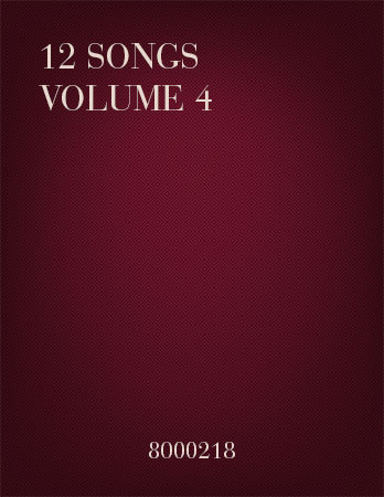 12 Songs Volume 4