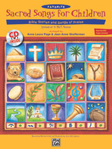 Bible Stories and Songs of Praise Thumbnail