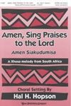 Amen Sing Praises to the Lord