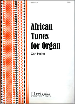 African Tunes for Organ