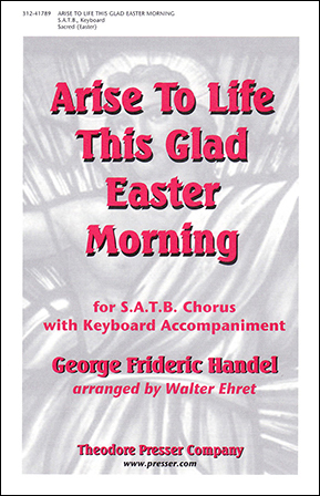 Arise to Life This Glad Easter Morn