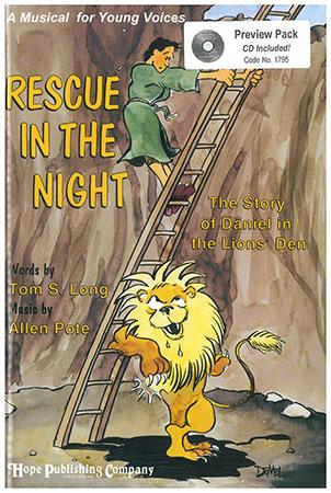 Rescue in the Night                 Cover