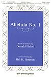 Alleluia No. 1