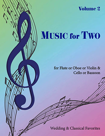 Music for Two Vol 2 - Wedding/Class