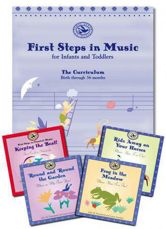 First Steps in Music: for Infants and Toddlers