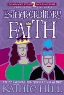 Esther Ordinary Faith