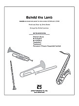 Behold the Lamb Thumbnail