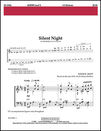 Silent Night-4/5 Ocatve