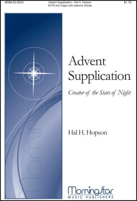 Advent Supplication