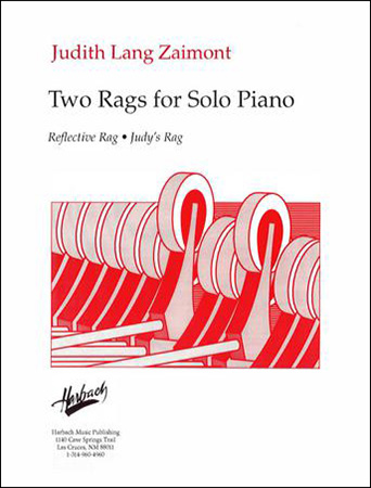 Two Rags for Solo Piano