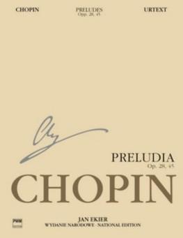 Preludes Op28 Op45