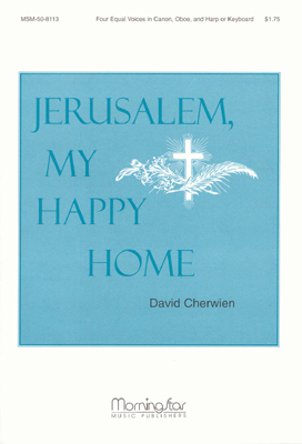 Jerusalem My Happy Home Thumbnail