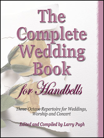 Complete Wedding Book for Handbells handbell sheet music cover