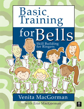 Basic Training for Bells handbell sheet music cover
