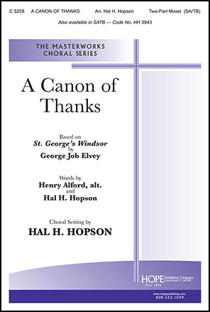 Canon of Thanks