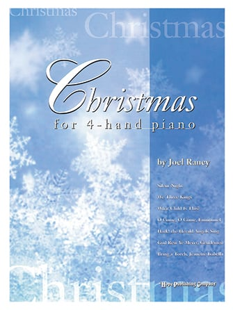 Christmas for Four-Hand Piano