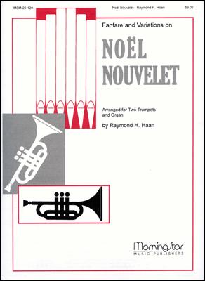 Noel Nouvelet-Trumpet Duet W/Organ