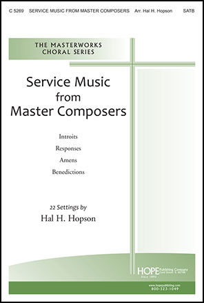 Service Music from Master Composers