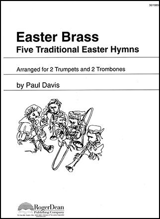 Easter Brass brass sheet music cover