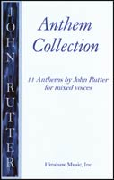 The John Rutter Anthem Collection