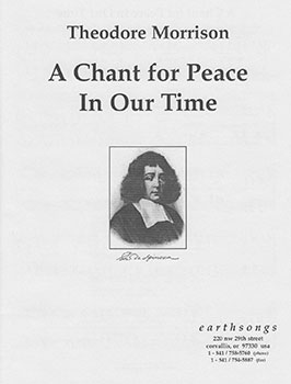Chant for Peace in Our Time