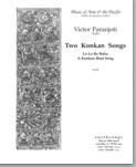 Two Konkan Songs