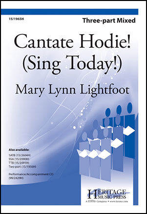 Cantate Hodie!