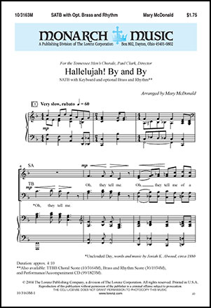 Hallelujah! By and By