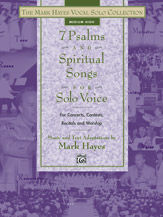Seven Psalms and Spirituals