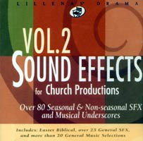 Sound Effects for Church Productions