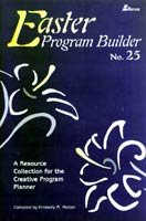 Easter Program Builder No. 25