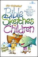 Old Testament Bible Sketches for Children